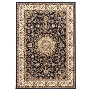 Sydney 9 Navy Ivory by Rug Culture