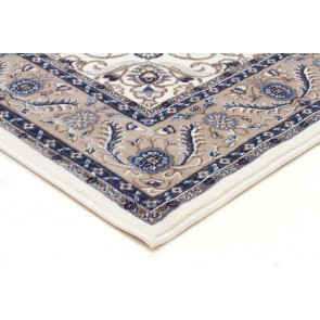 Sydney 9 White Beige Rug by Rug Culture