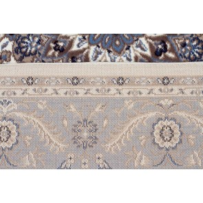 Sydney 9 White Blue Rug by Rug Culture