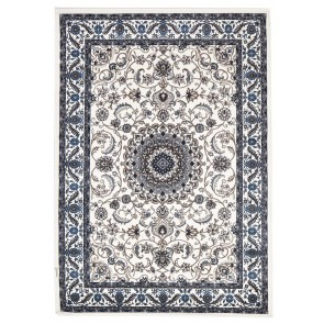 Sydney 9 White White by Rug Culture
