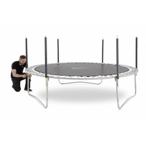 Plum Play Space Zone 8ft Trampoline & Enclosure