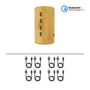 Bamboo Tower Package