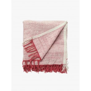 Khadi Throw by Linen and Moore