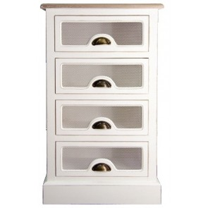 Living Good Tallboy With Four Drawers