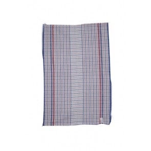 Tea Towel Red, White, Blue Check