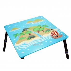 Teamson Pirate Island Table