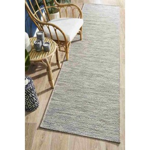 Terrace 5500 Natural Runner by Rug Culture