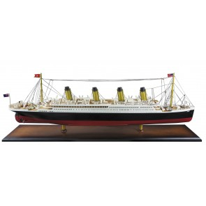 Titanic Model Ship by AM Living