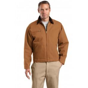 CornerStone Tall Duck Cloth Work Jacket