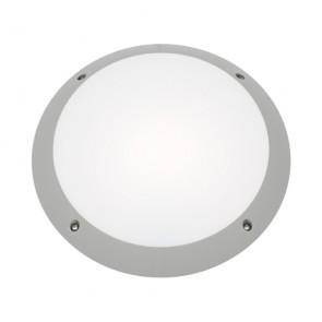Torquay Plain Led Light Silver