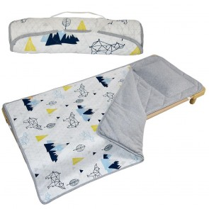 Traveller Childcare Nap Mat by Lolli Living