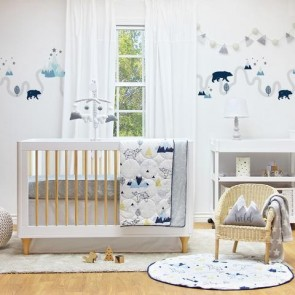 Traveller 4 Piece Nursery Set by Lolli Living