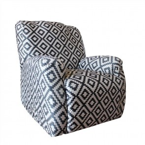 SureFit Recliner Cover in Tribal cs