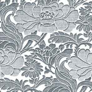 Tudor Floral  Wallpaper by Florence Broadhurst (6 colourways)
