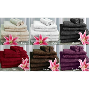 Bambury Egyptian Cotton Bath Mats