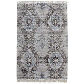 Urban 7505 Charcoal by Rug Culture