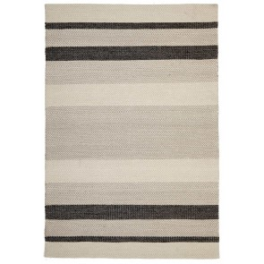 Urban 7506 Charcoal by Rug Culture