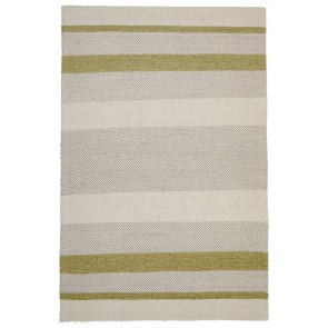 Urban 7506 Green by Rug Culture