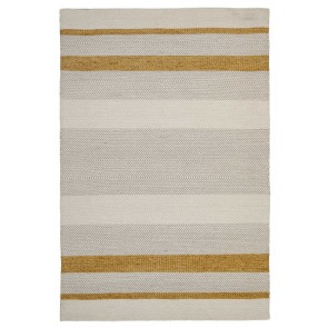 Urban 7506 Yellow by Rug Culture