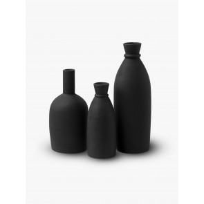 LM Home Kiln Trio Vase Set