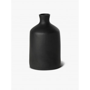 Kiln Black Vessel