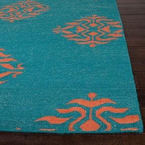 Pasha Handmade Flat Weave Rug by Rug Culture