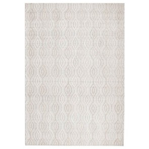 Visions 5050 White by Rug Culture