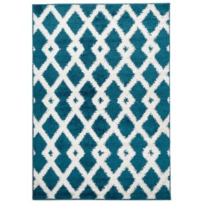 Viva 802 Blue by Rug Culture