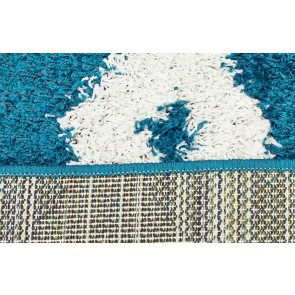 Viva 802 Blue Rug by Rug Culture