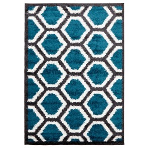 Viva 806 Blue by Rug Culture