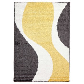 Viva 809 Yellow by Rug Culture