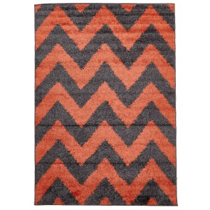 Viva 811 Rust by Rug Culture