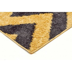 Viva 811 Yellow Rug by Rug Culture