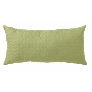 Bianca Celeste Herbal Green Oblong Cushion