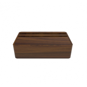 HybridX Wireless Compact Walnut