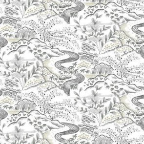 Waterfall Gardens American Edit Wallpaper by Florence Broadhurst (5 colourways)