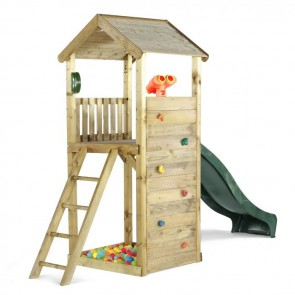 Plum Play Wooden Lookout Tower