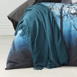 Bianca Woodland Blue Quilt Cover Set