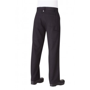 Essential Black Chef Pants by Chef Works