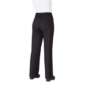 Comfi Women's Black Chef Pants by Chef Works