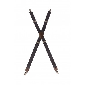 Berkeley Solid Apron Suspenders