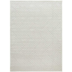York Cindy Natural White by Rug Culture