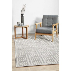 York Brenda Natural White by Rug Culture