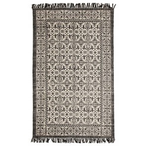 Zulu 5831 Black by Rug Culture