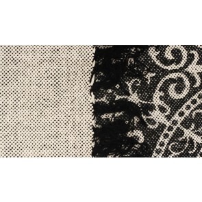 Zulu 5832 Black Rug by Rug Culture