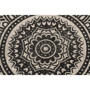Zulu 5833 Black Rug by Rug Culture