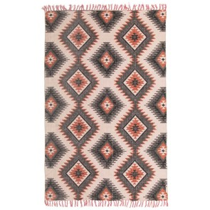 Zulu 5834 Rust by Rug Culture