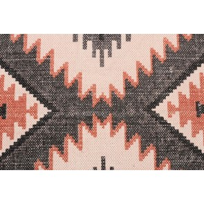 Zulu 5834 Rust Rug by Rug Culture