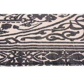 Zulu 5836 Black Rug by Rug Culture