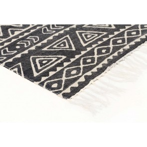 Zulu 5837 Black Rug by Rug Culture